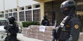 cocaína en Puerto Caucedo