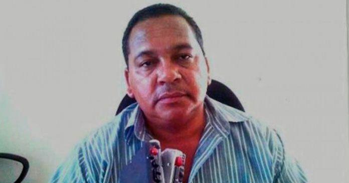 Gabriel Antonio Mora Ramírez (Canoa)
