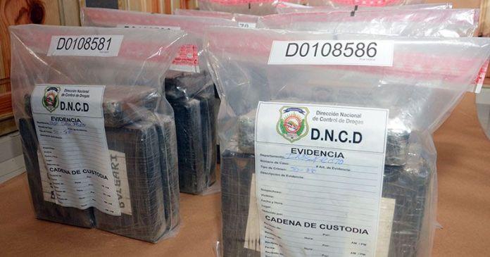 cocaína en San Pedro de Macorís