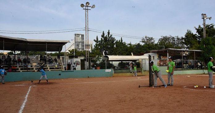 Softbol UASD
