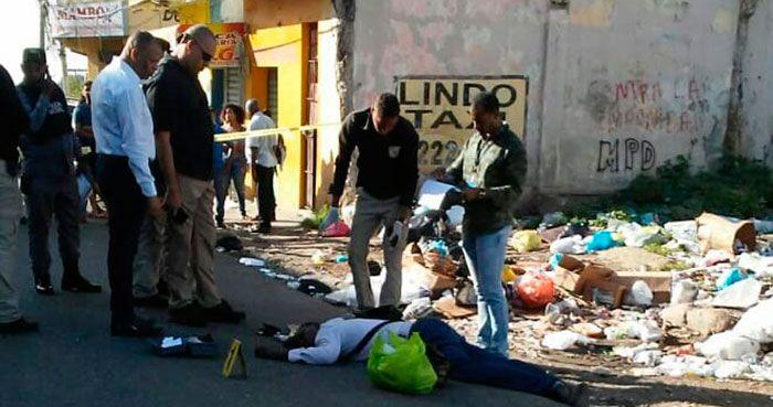 Encuentran hombre muerto a tiros en San Carlos