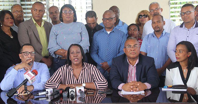 Inscriben a Xiomara Guante como candidata presidencia ADP