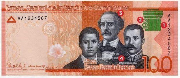 Banco Central anuncia emisión nuevo billete de RD$100