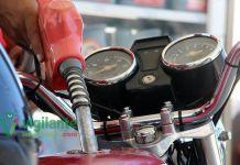 Combustibles bajan