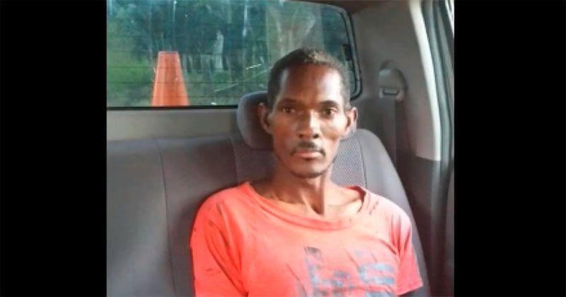 Policía captura en Cotuí hombre mató mujer en Quita Sueño, de Haina