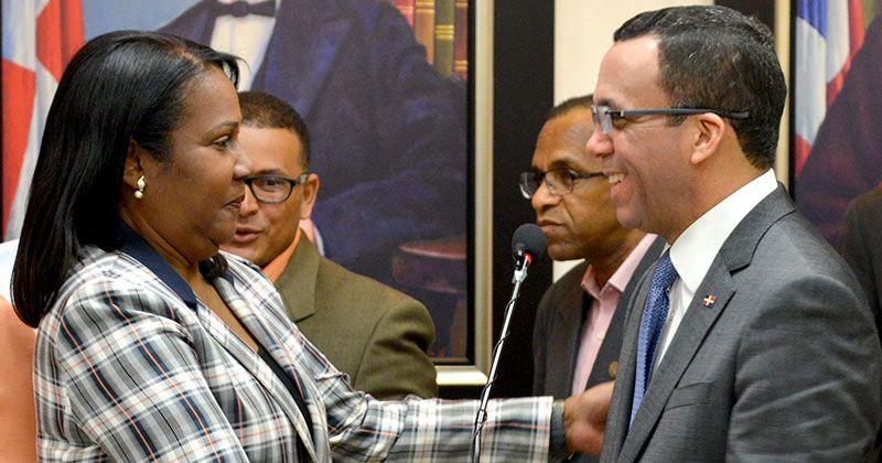 Navarro retoma dialogo con nuevas autoridades ADP