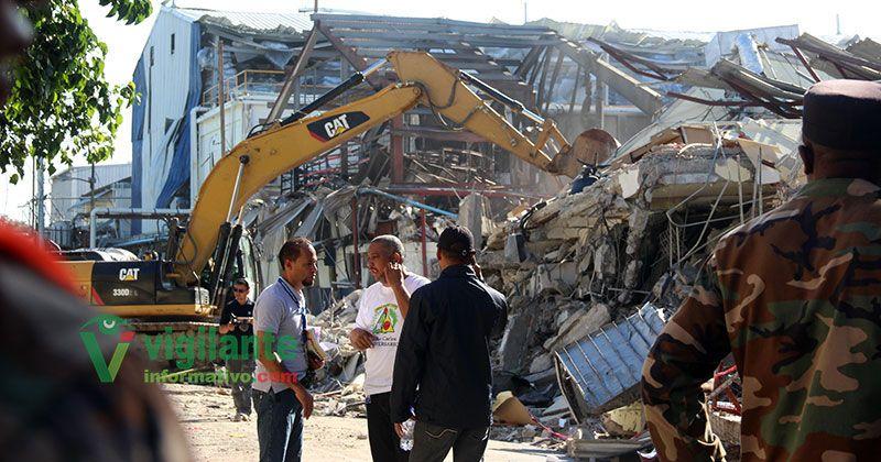 Polyplas culpa a Propagas de explosión en sus instalaciones