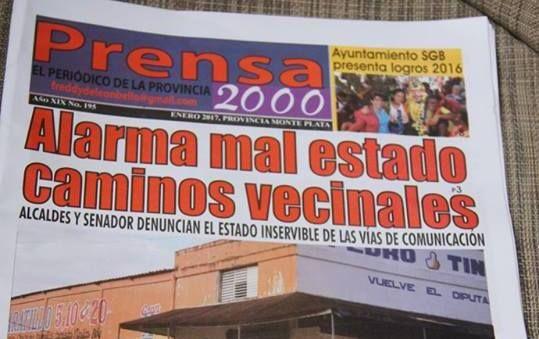 Periódico provincial