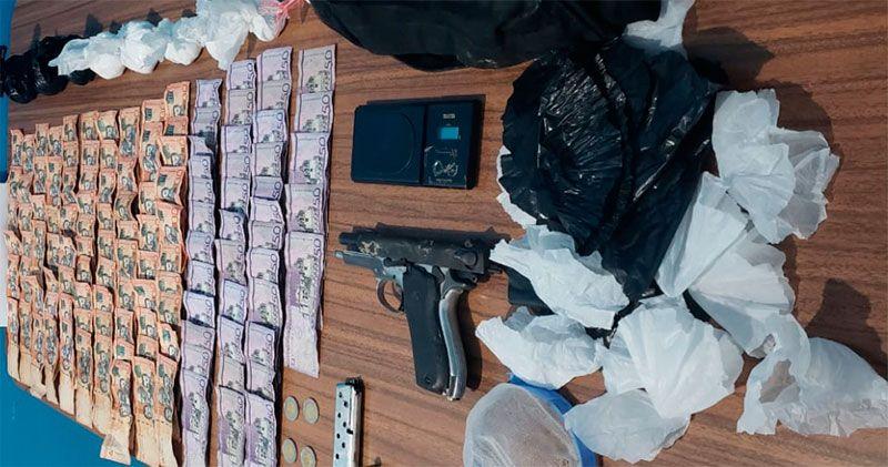 Atacan a tiros agentes de DNCD en punto de drogas Ranchito, La Vega