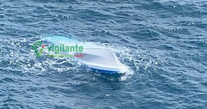 Embarcación hallada en Las Américas pudo ser usada para tráfico droga