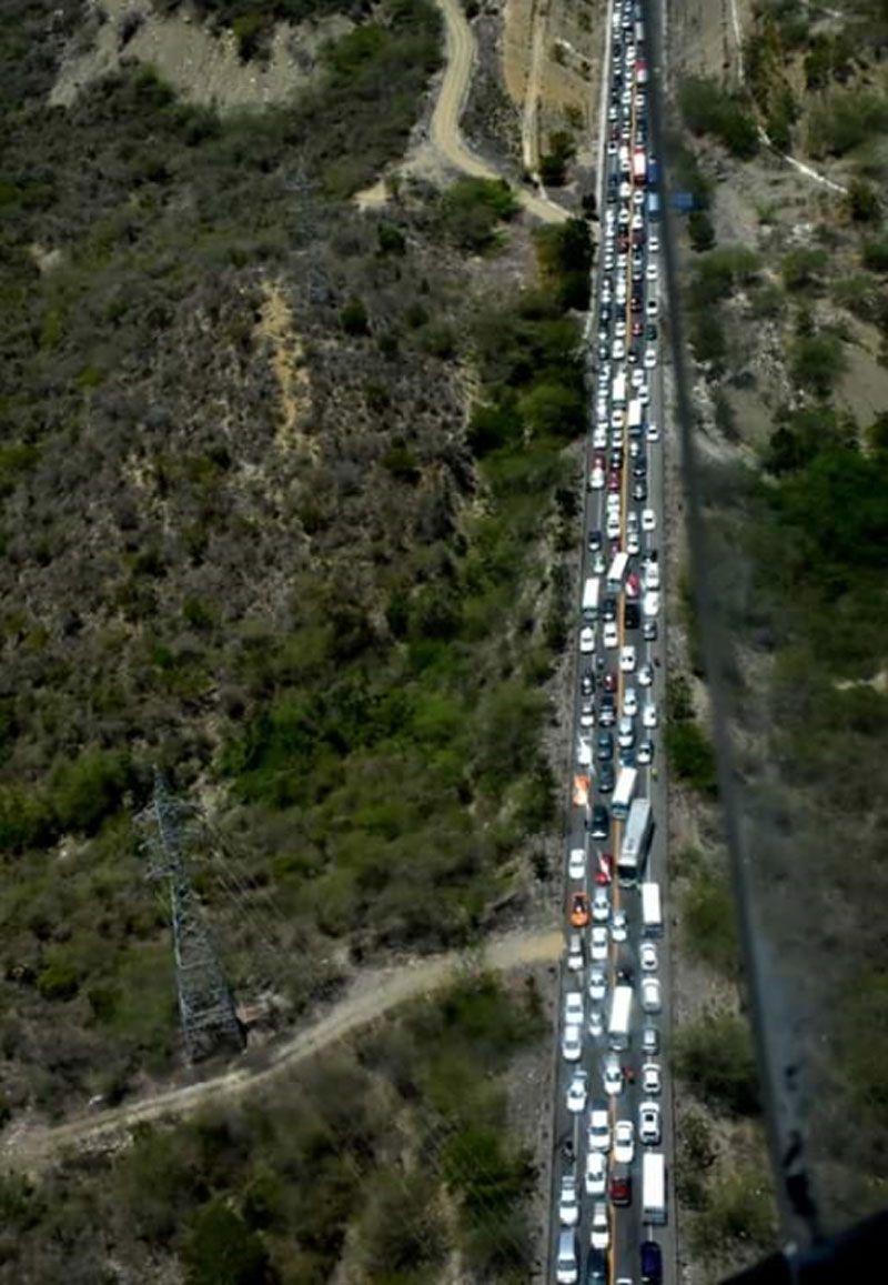 Carreteos mantienen controles de velocidad en carreteras y autopistas