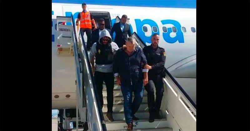 Deportan español vinculado a red de lavado de activos y narcotráfico