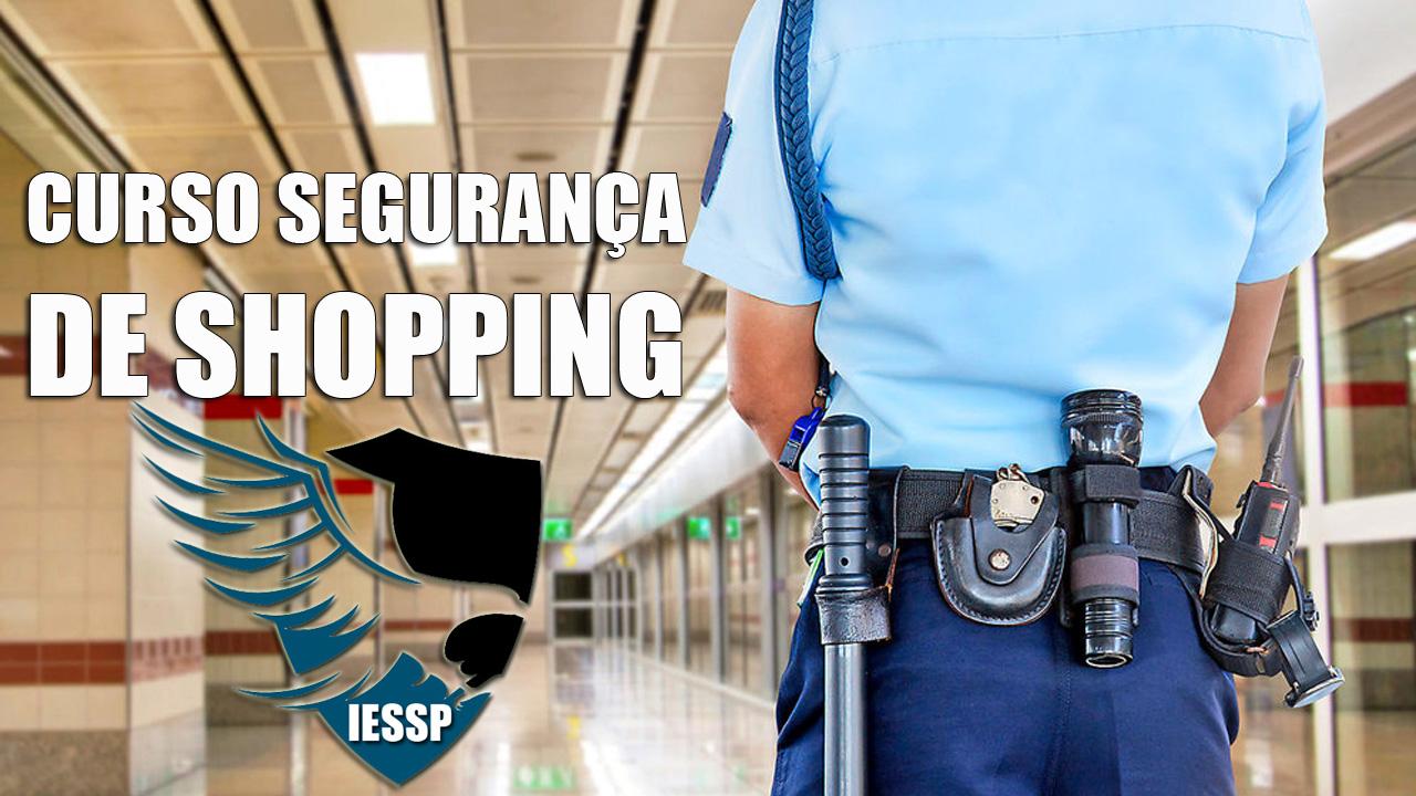 Curso de Segurança de Shopping