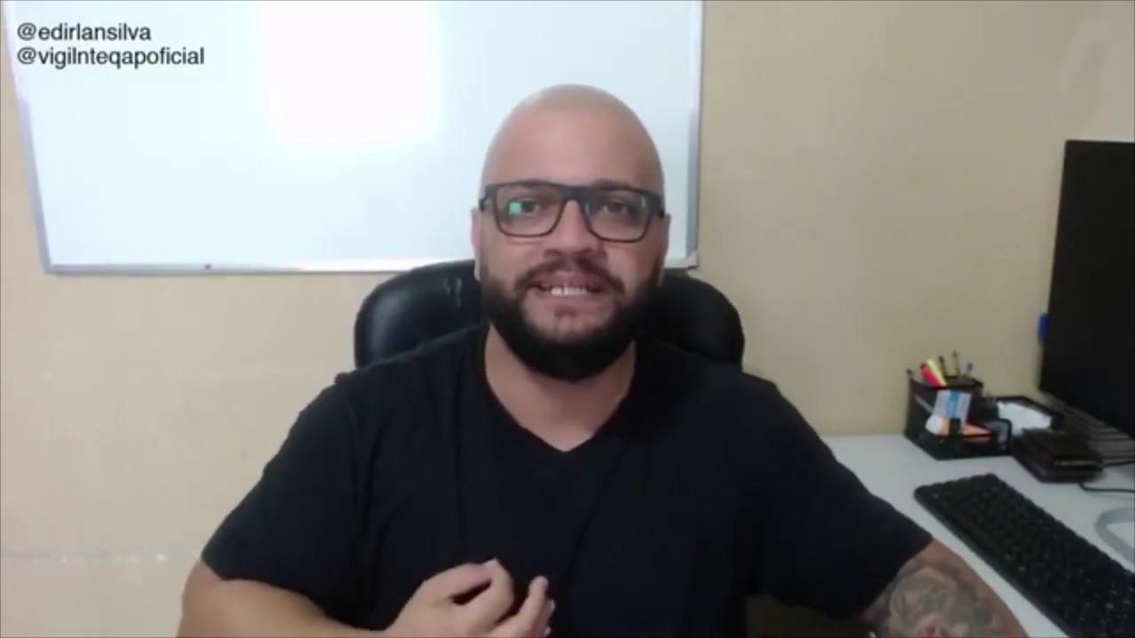 Por que vigilante não pode usar barba?