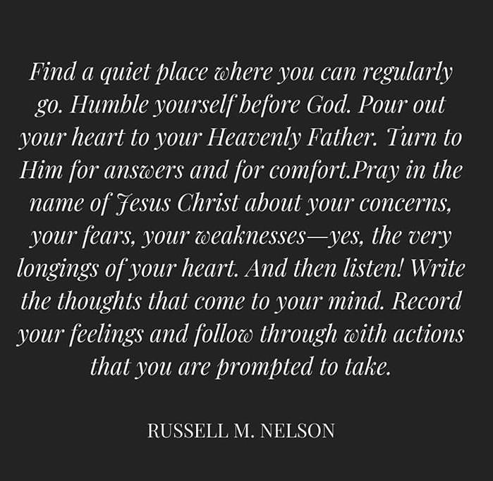 Nelson - meditation