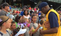 Pacers, Softball, Victory Field, Nate McMillan