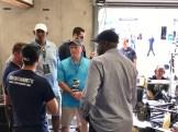 2017-05-19 McMillan and staff at IMS4