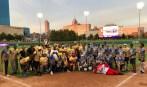 2017-06-15 Celebrity softball group photo
