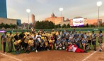 2017-06-15 Celebrity softball group photo
