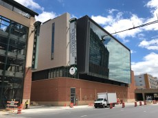 2017-08-07 St. Vincent Center front