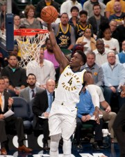 Indianapolis 500, Victor Oladipo, Pacers, IndyCar
