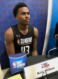 Kris Wilkes, UCLA Basketball, 2018 NBA Draft