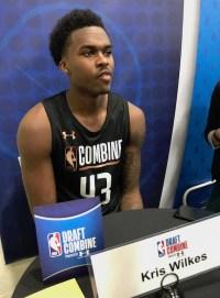Kris Wilkes, UCLA Basketball, 2018 NBA Draft