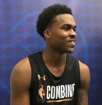NBA, Kris Wilkes, NBA Draft Combine, UCLA Basketball, Indiana Mr. Basketball
