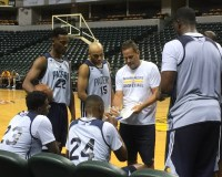 Bill Bayno, Pacers, NBA Coaching