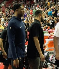 Pacers, Ike Anigobgu, NBA Summer League