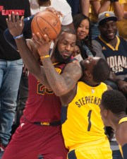 Pacers, LeBron James, Lance Stephenson