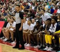 Pacers, 2018 NBA Summer League, Steve Gansey