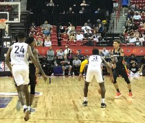 Alize Johnson, Pacers, 2018 NBA Draft