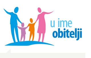 """Građanska inicijativa """"U ime obitelji"""": za referendum 12. – 26.05.2013."""