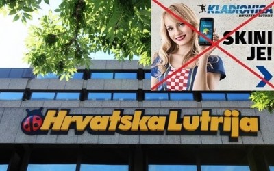 "Hrvatska lutrija povukla sporne reklamne plakate za kampanju ""Skini je""!"