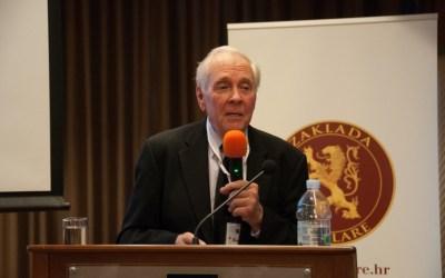 Dr. Paul Cameron: Liberalan odnos prema homoseksualnosti šteti društvu i pojedincu