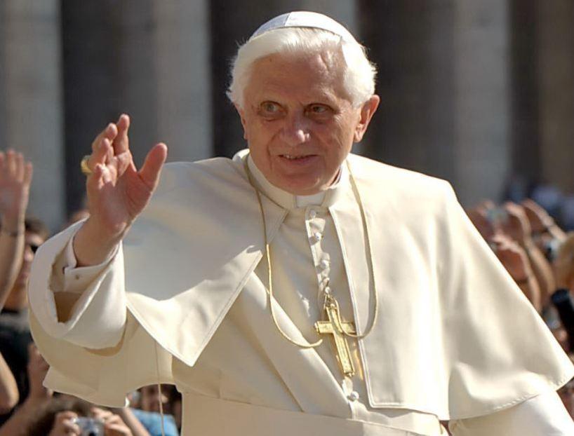 Benoît XVI fait le lien entre la domination du «mariage homosexuel» et de «l'avortement» et le pouvoir spirituel de l'Antichrist