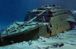 Comme les passagers du Titanic