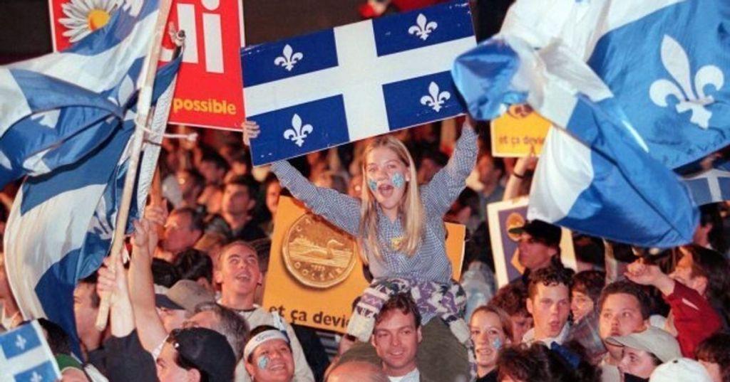 Le cap sur l'indépendance du Québec a perdu le nord!