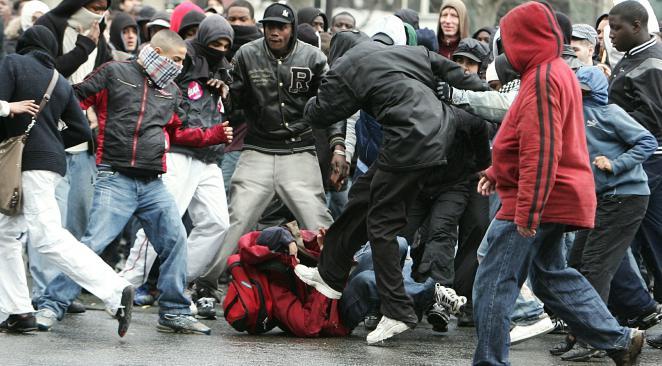 On sait qui ensauvage la France. Ne fermons plus les yeux !