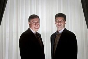 Lucien Bouchard et Mario Dumont sur le fil de l'histoire
