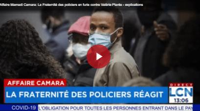 Affaire Mamadi Camara: la Fraternité des policiers et policières en furie contre Valérie Plante