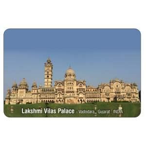 Lakshmi Vilas Palace Fridge Magnet
