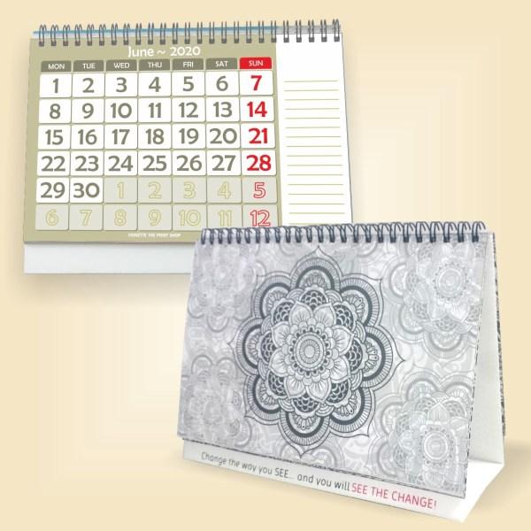 Monthly Calendar