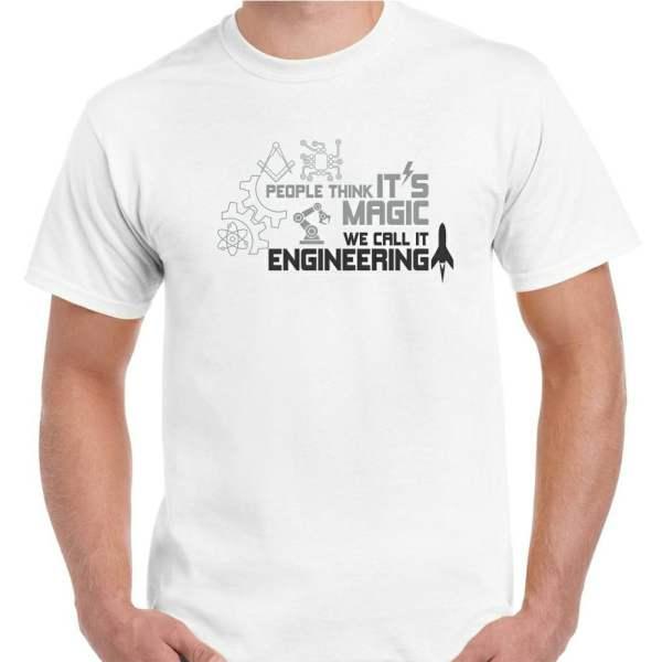 Engineer's Tshirt