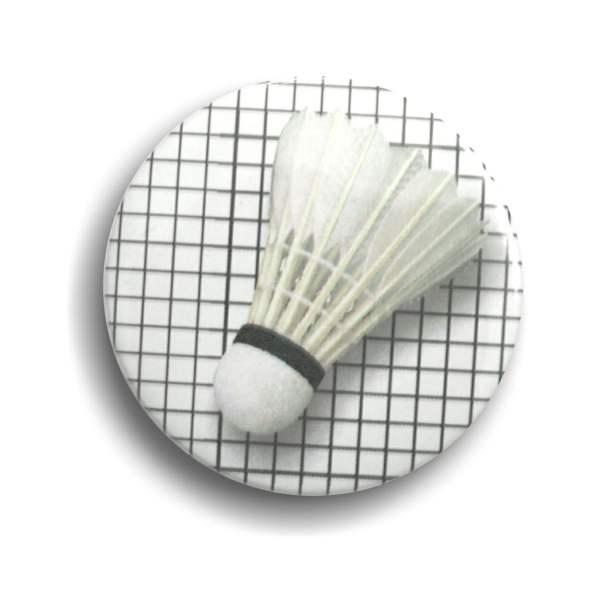 Badminton Badge