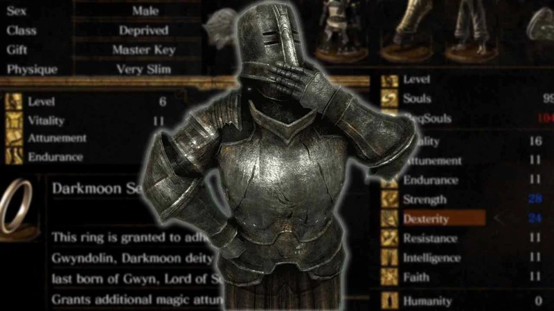 What to Know if  Dark Souls Remastered  is Your First Souls Game     What to Know if  Dark Souls Remastered  is Your First Souls Game