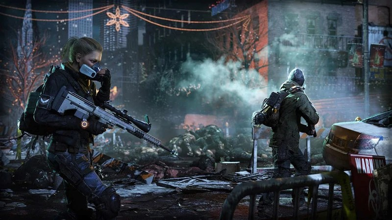 The Best Dark Zone Moments And Memes From The Division Fandom