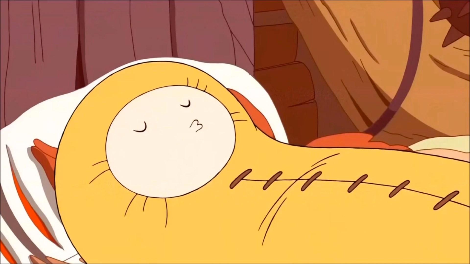 Sleeping Bag Adventure Finn Time