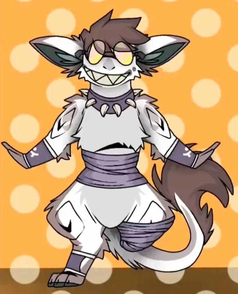 Crownedx Wolf Sebastian Animation Meme Wiki Fandom
